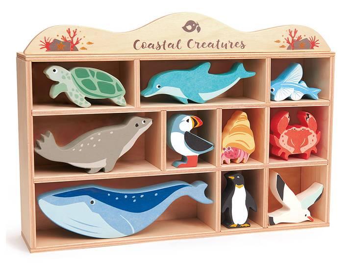 Trädjur - Havens djur