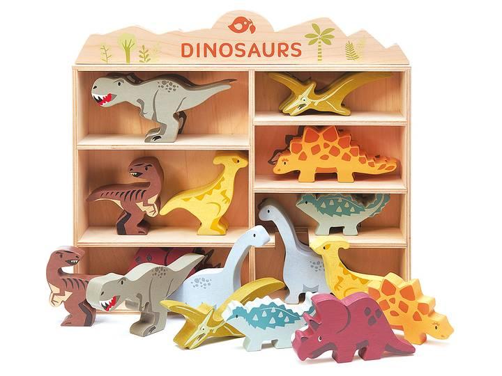 Trädjur - Dinosaurier