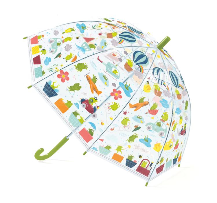 Paraply - Grönt