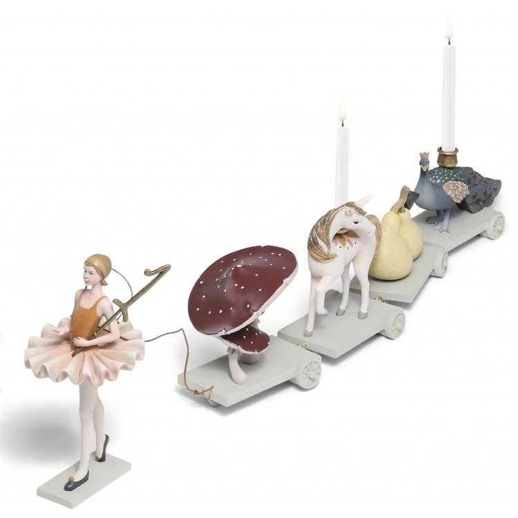 Födelsetåg  -Ballerina