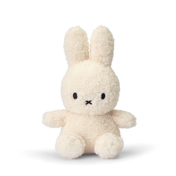 Gosedjur -Miffy Teddy - Vit