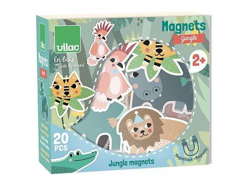 Magneter - Djungeldjur