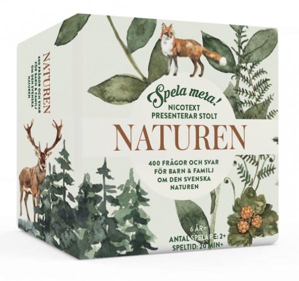 Spel - Allt om naturen