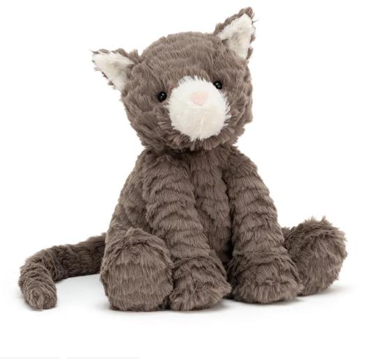 Gosedjur - Brun/grå katt