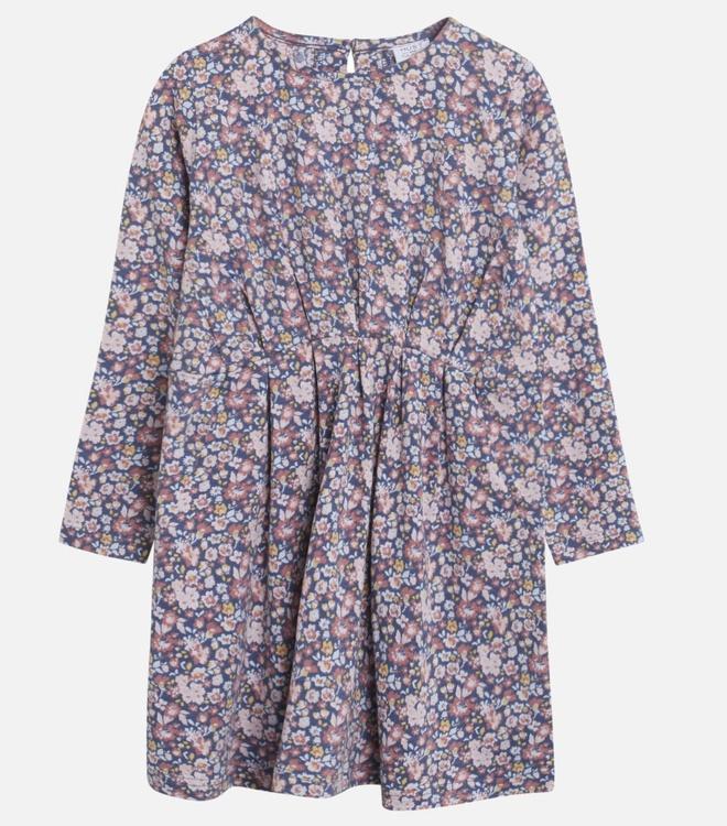 Klänning med blommor - Deliah