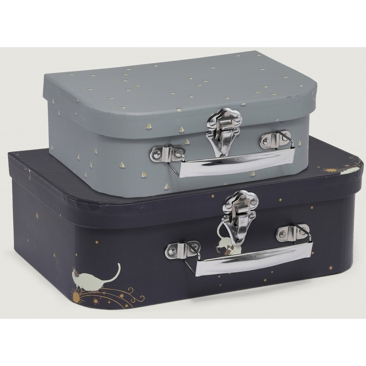 Väskor 2 -pack - Blå