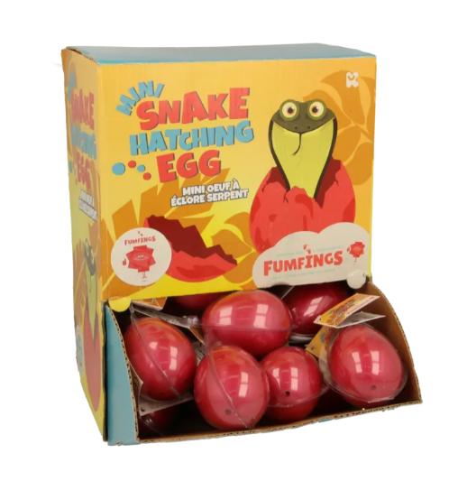 Litet ägg - Orm