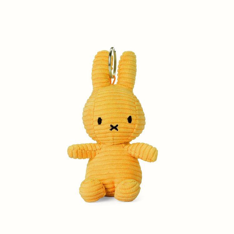 Nyckelring - Gul Miffy