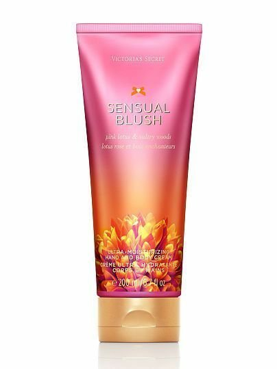 Victoria's Secret Sensual Blush Hand & Body Cream 200ml