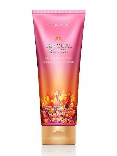 Victoria's Secret Sensual Blush Hand & Body Cream 200ml
