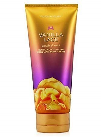 Victoria´s Secret Vanilla Lace Hand & Body Cream 200ml