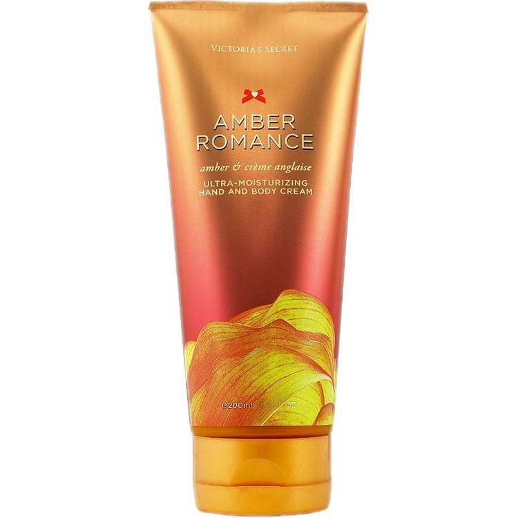 Amber Romance Ultra-moisturizing Hand and Body Cream