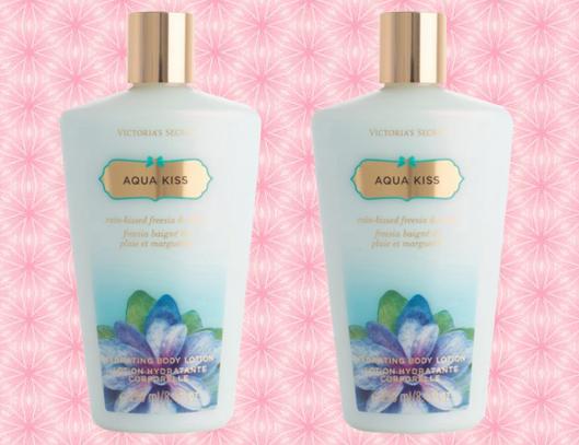 Erbjudande! 2st Aqua Kiss body lotion