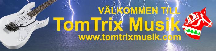 TomTrix Musik/Dala Musik KB/Org.nr. 969676-3144