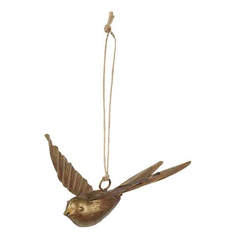 Fågel guld