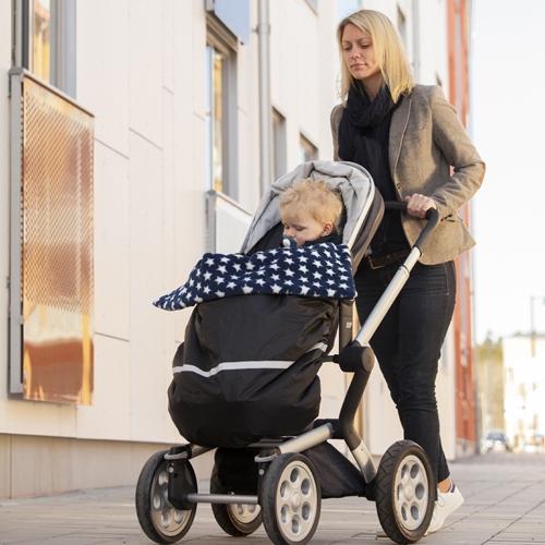 Cab-on för barnvagn och kärracta image