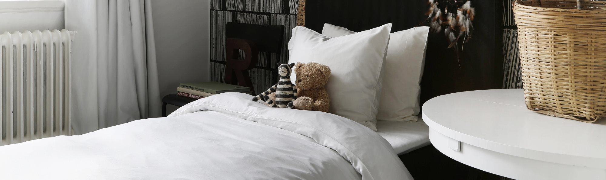 Sängkläder i bambu