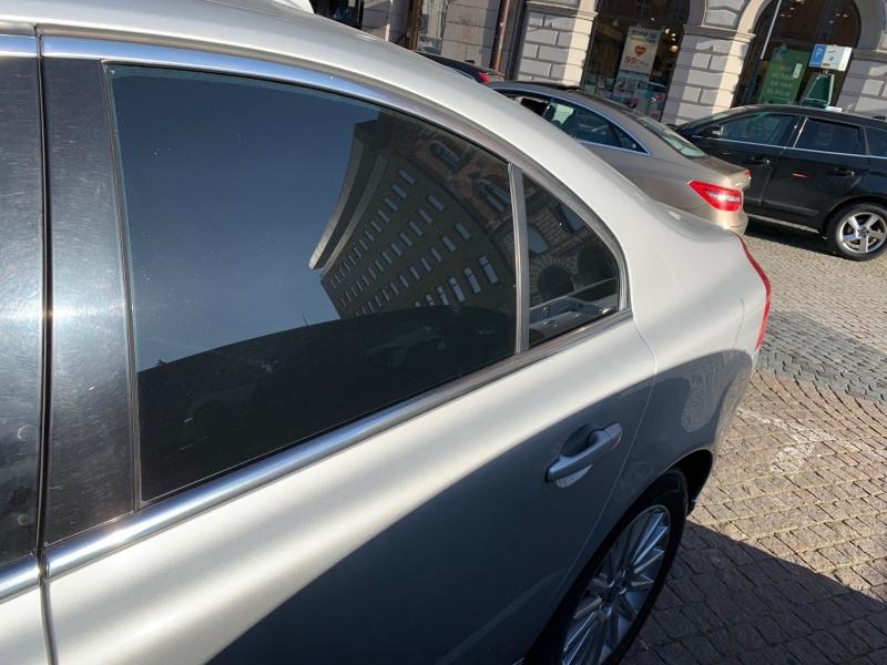 Volvo S80 med solfilm