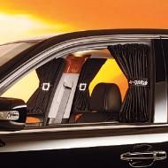 Solskydd bil