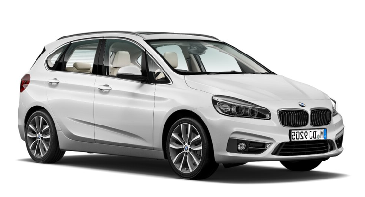 BMW 2-serie Active Tourer