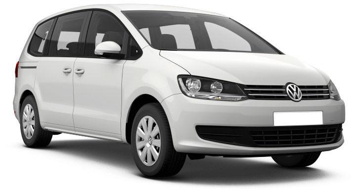 Solfilm till Volkswagen Sharan. Solfilm till alla Volkswagen från EVOFILM®.