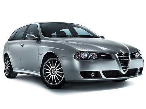 Solfilm till Alfa Romeo 156. Solfilm till alla Alfa Romeo bilar från EVOFILM®.