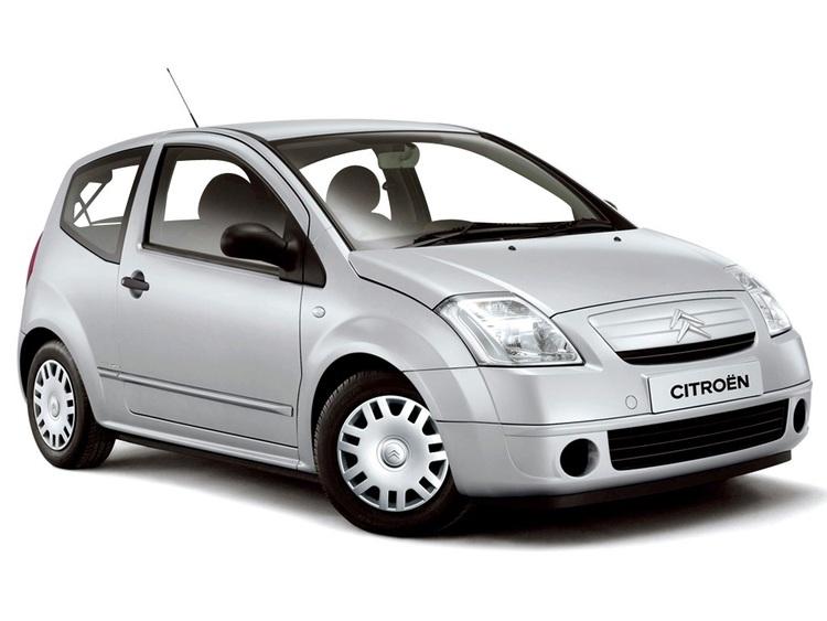 Solfilm till Citroën C2. Solfilm till alla Citroën bilar från EVOFILM®.