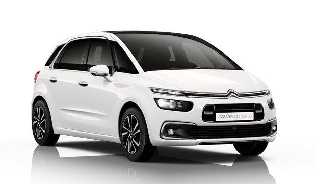 Solfilm till Citroën C4 Picasso. Solfilm till alla Citroën bilar från EVOFILM®.
