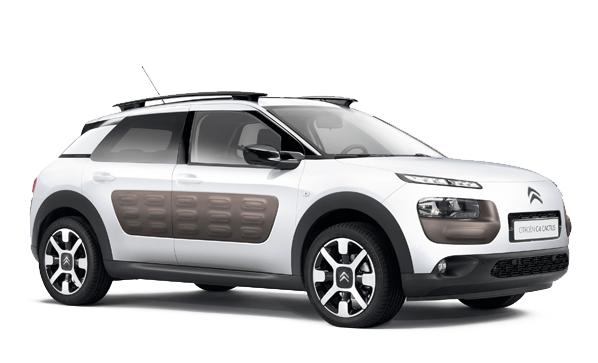 Solfilm till Citroën C4 Cactus. Solfilm till alla Citroën bilar från EVOFILM®.