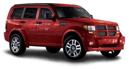 Solfilm till Dodge Nitro. Färdigskuren solfilm till alla Dodge bilar från EVOFILM®.