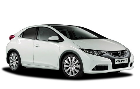 Honda Civic 3-d