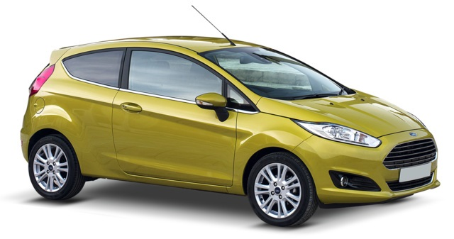 Ford Fiesta 3-d