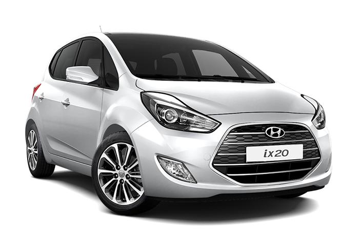Solfilm till Hyundai ix20. Färdigskuren solfilm till alla Hyundai bilar från EVOFILM®.