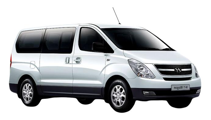Solfilm till Hyundai H1. Färdigskuren solfilm till alla Hyundai bilar från EVOFILM®.