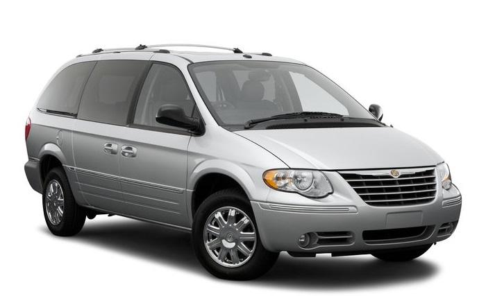 Solfilm till Chrysler Voyager. Solfilm till alla Chrysler bilar från EVOFILM®.