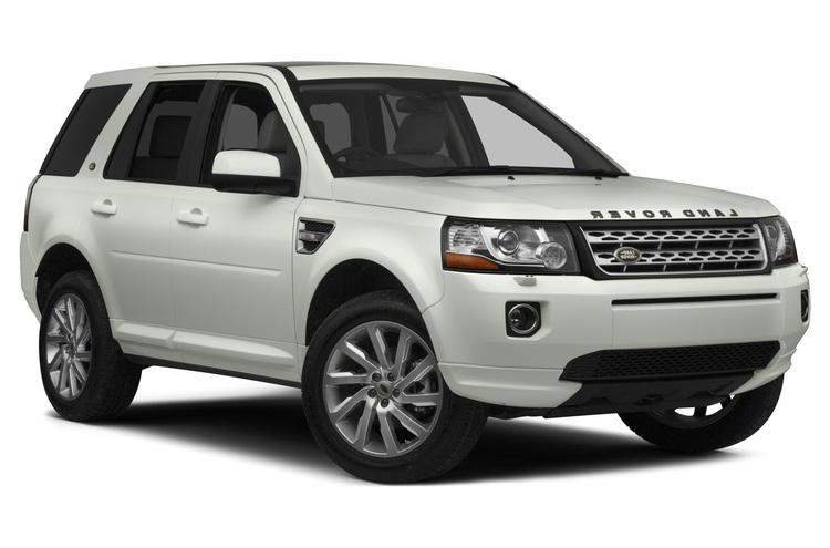 Solfilm till Land Rover Freelander. Solfilm till alla Land Rover bilar från EVOFILM®.