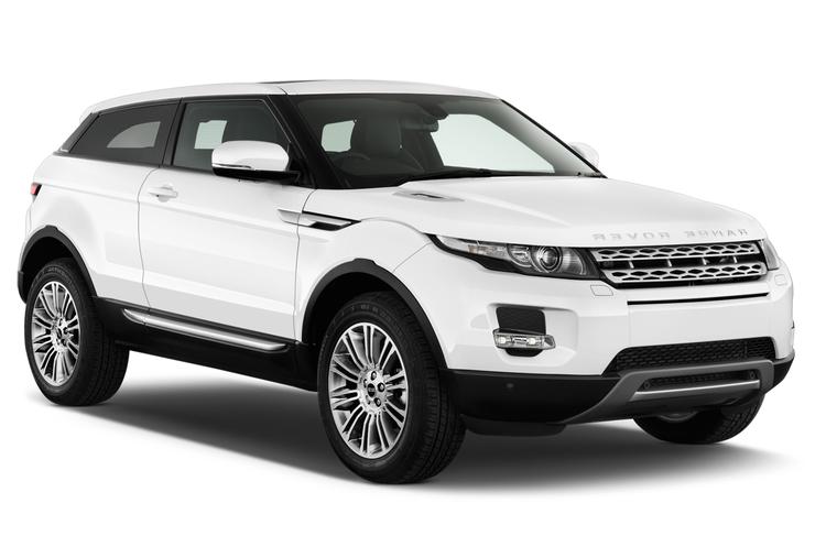 Range Rover Evoque Coupé