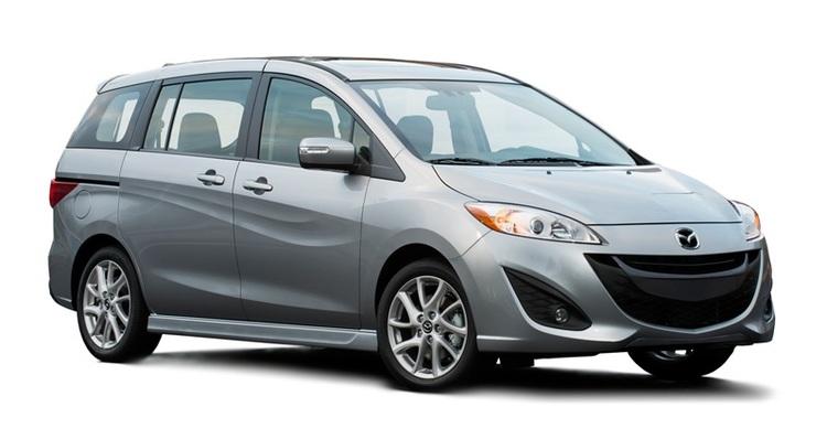 Solfilm till Mazda 5. Solfilm till alla Mazda bilar från EVOFILM®.