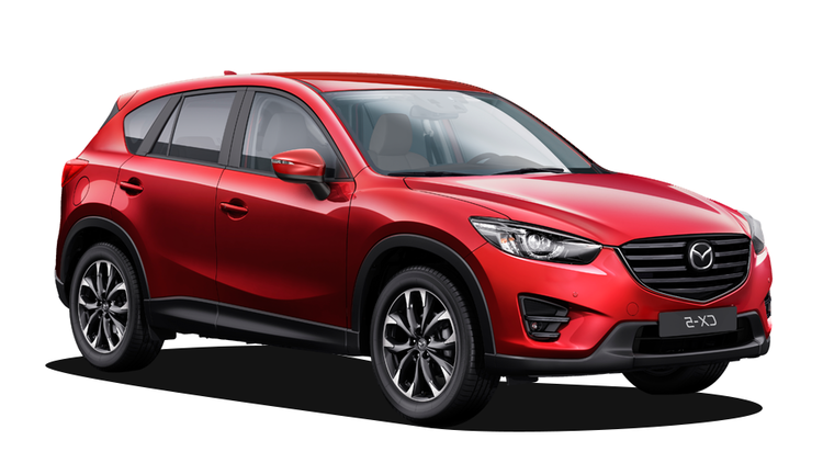 Solfilm till Mazda CX-5. Solfilm till alla Mazda bilar från EVOFILM®.