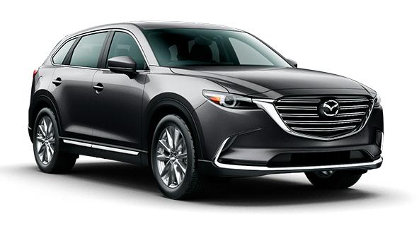 Solfilm till Mazda CX-9. Solfilm till alla Mazda bilar från EVOFILM®.