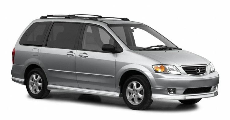 Solfilm till Mazda MPV. Solfilm till alla Mazda bilar från EVOFILM®.