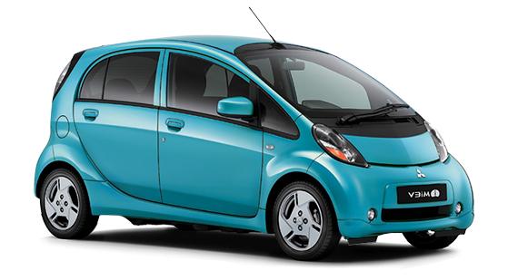 Solfilm till Mitsubishi I-Miev. Solfilm till alla Mitsubishi bilar från EVOFILM®.