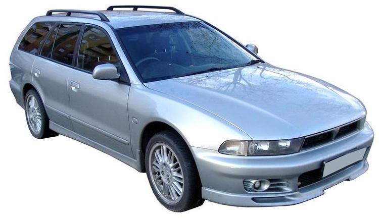 Solfilm till Mitsubishi Galant. Solfilm till alla Mitsubishi bilar från EVOFILM®.