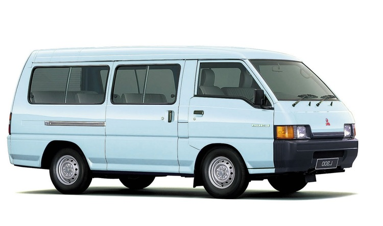 Solfilm till Mitsubishi L300. Solfilm till alla Mitsubishi bilar från EVOFILM®.