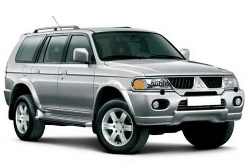 Solfilm till Mitsubishi Pajero Sport. Solfilm till alla Mitsubishi bilar från EVOFILM®.