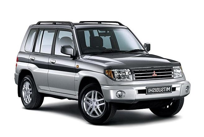 Solfilm till Mitsubishi Pajero Pinin. Solfilm till alla Mitsubishi bilar från EVOFILM®.