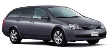Solfilm till Nissan Primera. Solfilm till alla Nissan bilar från EVOFILM®.