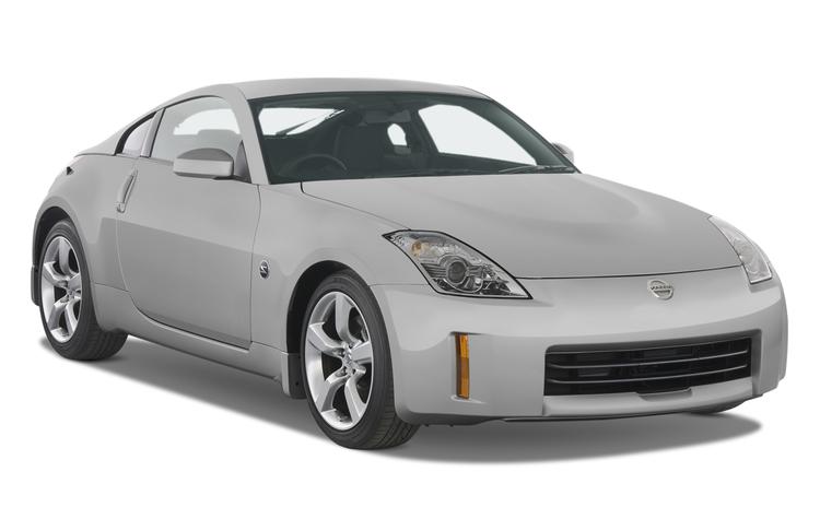 Solfilm till Nissan 350Z. Solfilm till alla Nissan bilar från EVOFILM®.