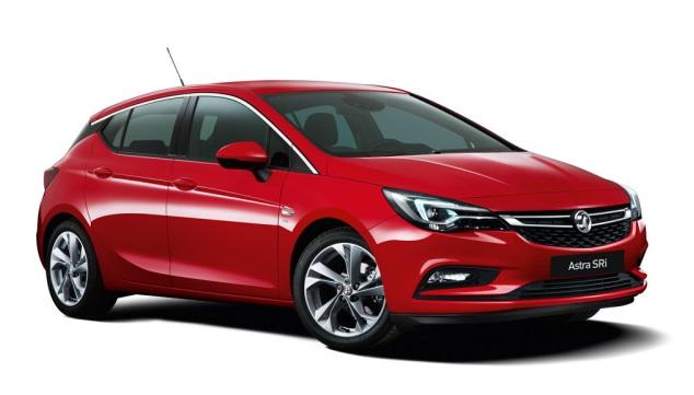 Solfilm till Opel Astra. Solfilm till alla Opel bilar från EVOFILM®.