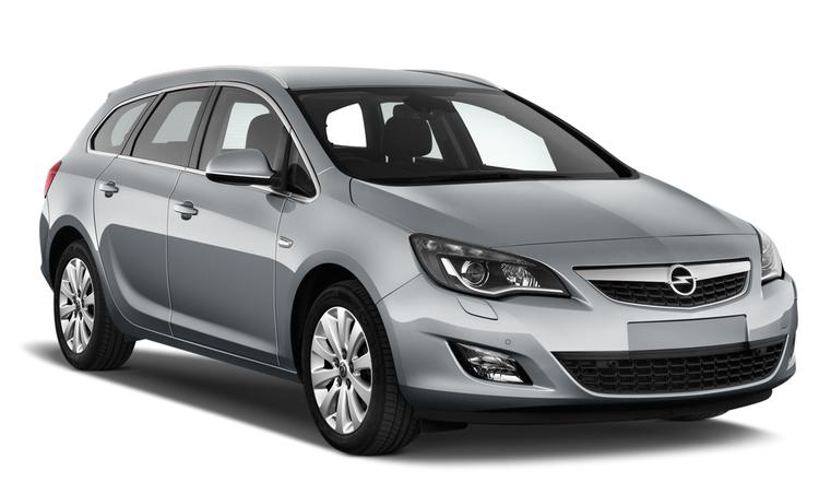 Solfilm till Opel Astra kombi. Solfilm till alla Opel bilar från EVOFILM®.